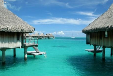 Honeymoon Bora Bora Overwater Bungalow